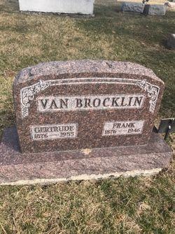 Frank Van Brocklin