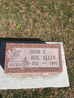 Irene E <I>Roe</I> Allen