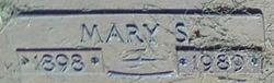 "Mary S. ""Pat"" <I>Carey</I> Fox"