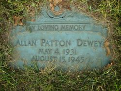 Allan Patton Dewey
