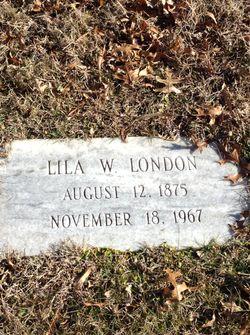 Lila White London