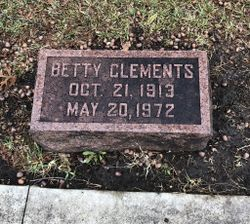 Betty Clements