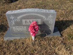 Helen F. <I>Wicks</I> Babb
