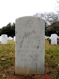 Neil B Garrison