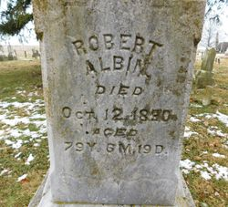 Robert Albin