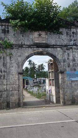 Catholic Cemetery Maasin