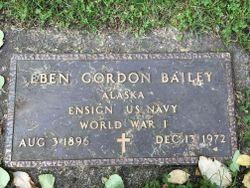 Eben Gordon Bailey