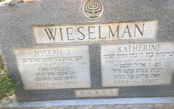 Joseph J Wieselman
