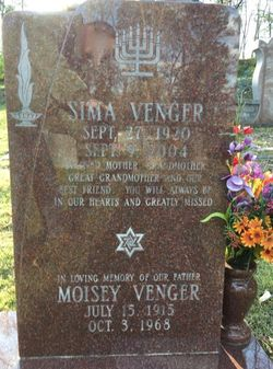 Moisey Venger