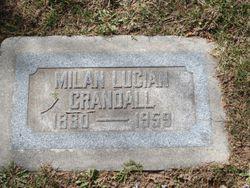Milan Lucian Crandall, Jr