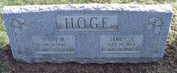 John M Hoge