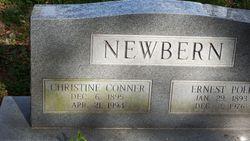 Christine <I>Conner</I> Newbern