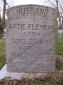 Artie Flemens