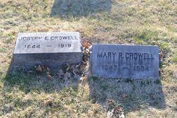 Joseph Edgar Crowell