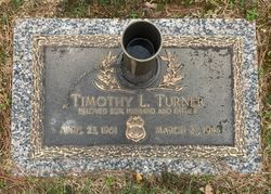 "Timothy L. ""Tim"" Turner"
