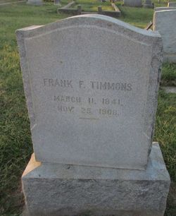 Frank Timmons