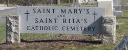 Saint Marys and Saint Ritas Catholic Cemetery