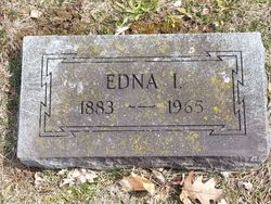 Edna Irene <I>Potts</I> Walsh