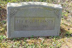 Eva <I>McGuire</I> Dawson