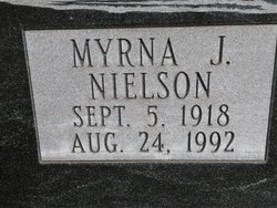 Myrna J <I>Nielson</I> Kimmerle