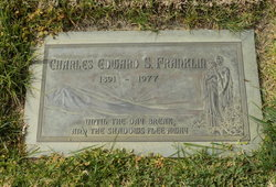 Charles Edward S Franklin