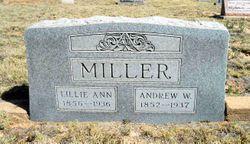 Lillie Ann <I>Curtis</I> Miller