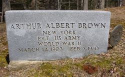 Arthur Albert Brown