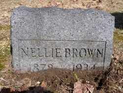 Nellie <I>Phelps</I> Brown