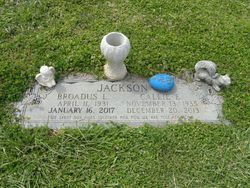 Broadus Lee Jackson