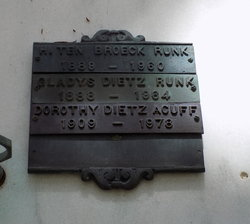 Dorothy <I>Dietz</I> Acuff