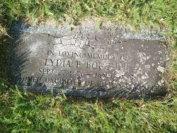 Lydia B. Boucher