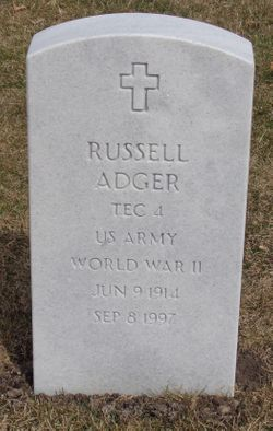 Russell Adger