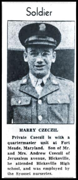 Harry Czeczil