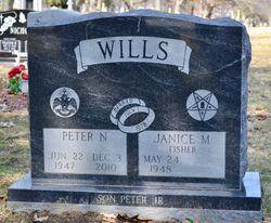 Peter Neil Wills
