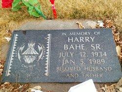 Harry Bahe