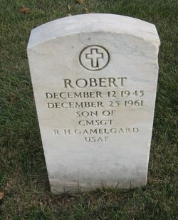 Robert Gamelgard