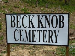 Beck Knob Cemetery