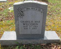 Charlsie Mae <I>Hall</I> Wilcoxon