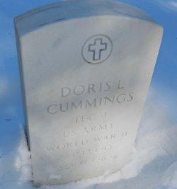 Doris L Cummings