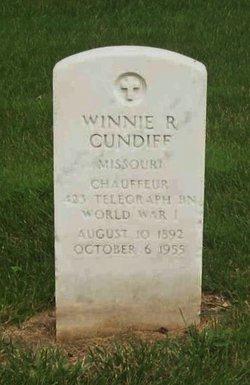 Winnie Ralph Cundiff