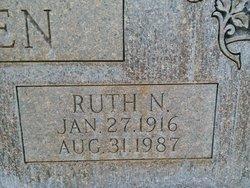 Ruth Nevada <I>Tanner</I> Hansen