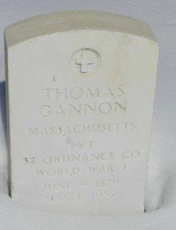Thomas Gannon
