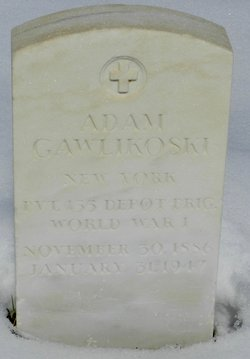 Adam Gawlikoski