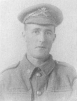 Private Bertram Colin Brown