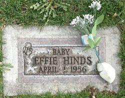 Effie Hinds