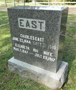 Charles East