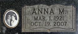 Anna Margaret Wilson