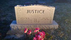 "Fredrick ""Fred"" Justice"