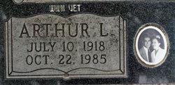 "Arthur Lee ""Pop"" Wilson"