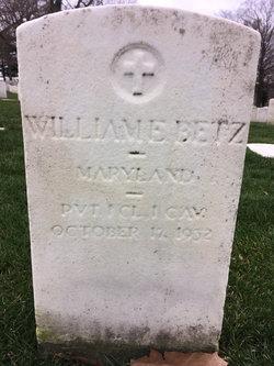 William Edward Betz